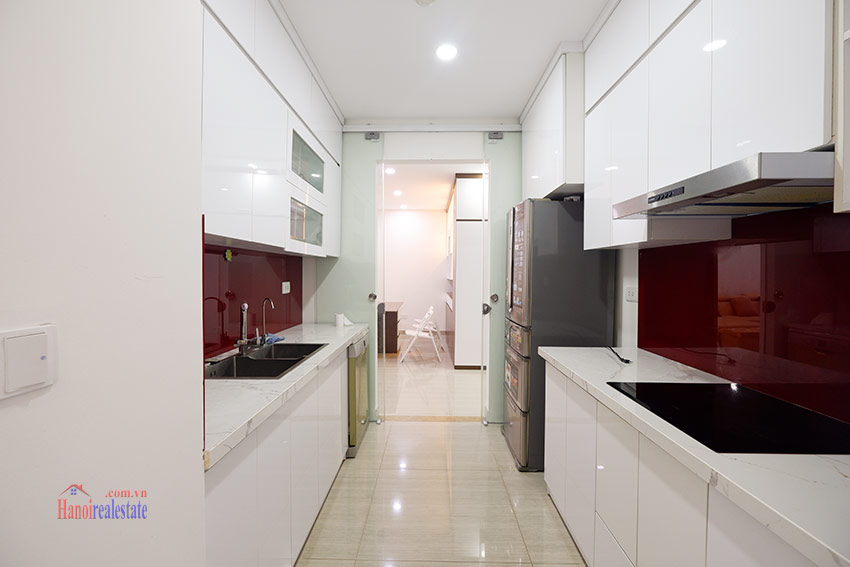 Ciputra: Brand new opened view 03BRs apartment at L4 building 7