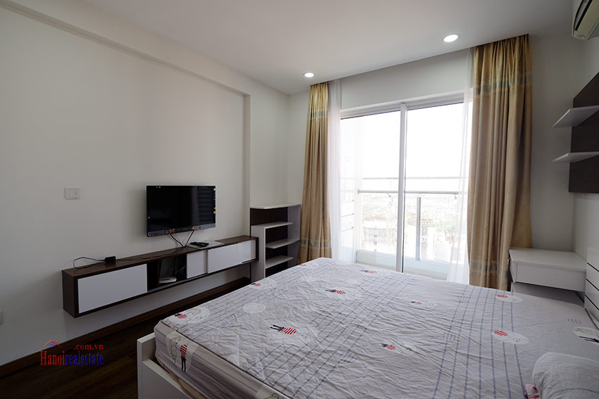 Ciputra: Brand new opened view 03BRs apartment at L4 building 9