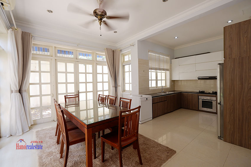 Ciputra: Corner 05BRs house with modern kitchen, near UNIS 8