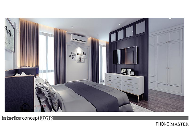 Ciputra: Excellent 03BRs apartment at L4, balcony in the living room 13