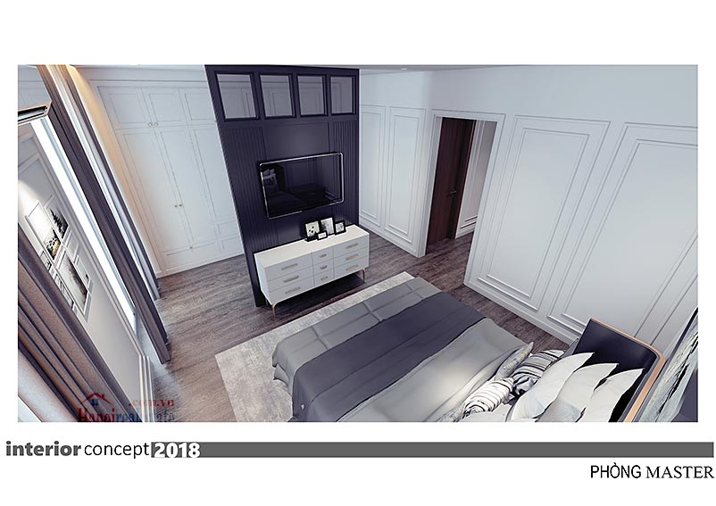 Ciputra: Excellent 03BRs apartment at L4, balcony in the living room 16