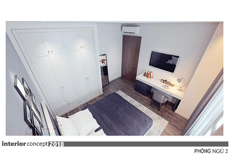Ciputra: Excellent 03BRs apartment at L4, balcony in the living room 22