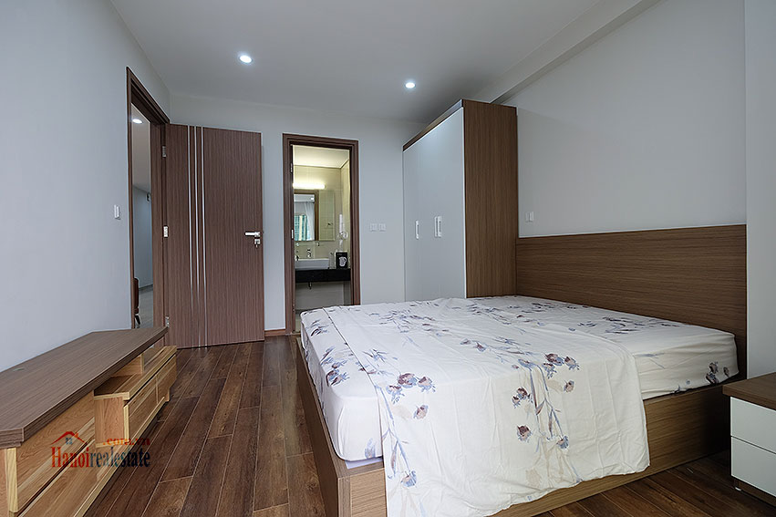 Ciputra: Fully furnished 03BRs apartment at L3 building, Ciputra and golf course view 11