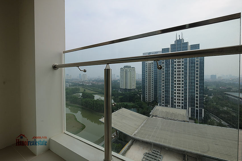 Ciputra: Fully furnished 03BRs apartment at L3 building, Ciputra and golf course view 12