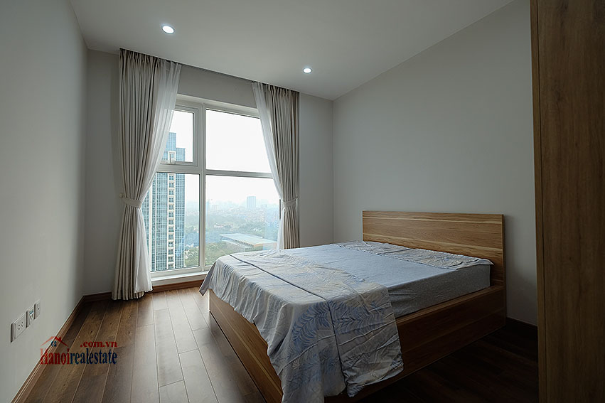 Ciputra: Fully furnished 03BRs apartment at L3 building, Ciputra and golf course view 16