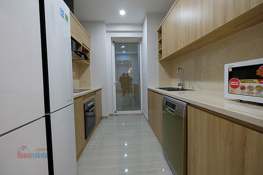 Ciputra: Fully furnished 03BRs apartment at L3 building, Ciputra and golf course view 21