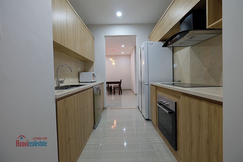 Ciputra: Fully furnished 03BRs apartment at L3 building, Ciputra and golf course view 22