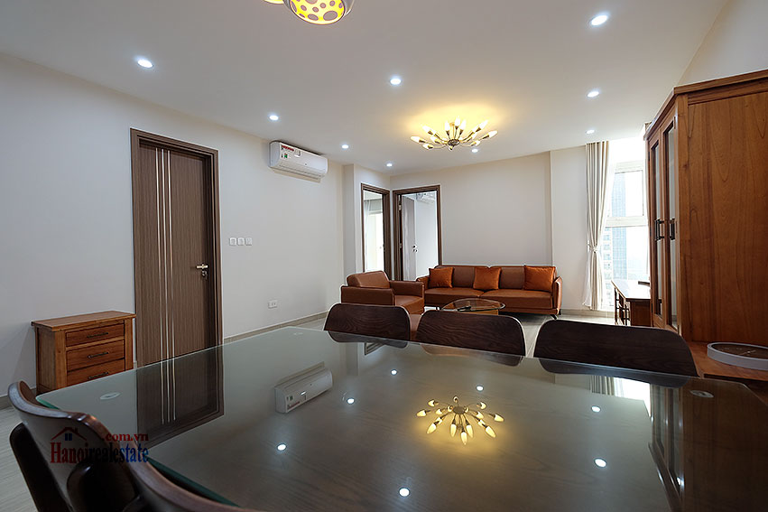 Ciputra: Fully furnished 03BRs apartment at L3 building, Ciputra and golf course view 4