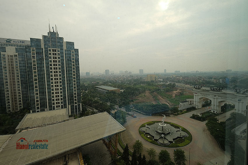 Ciputra: Fully furnished 03BRs apartment at L3 building, Ciputra and golf course view 7