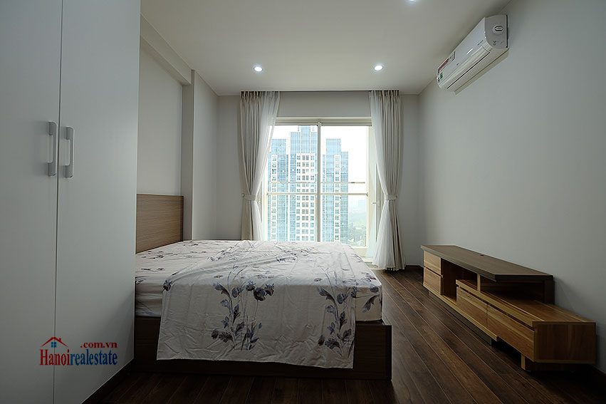 Ciputra: Fully furnished 03BRs apartment at L3 building, Ciputra and golf course view 8
