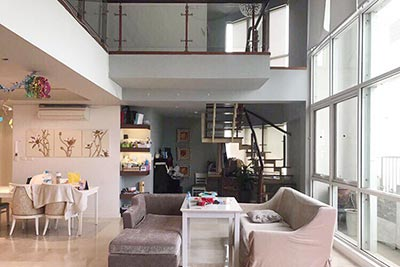 Ciputra Hanoi Fully furnished 03BRs duplex penthouse with beautiful view