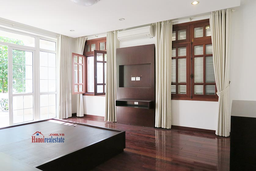 Ciputra: Fully furnished 04BRs house for rent in T3 15