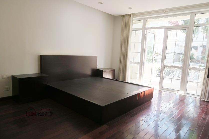 Ciputra: Fully furnished 04BRs house for rent in T3 16