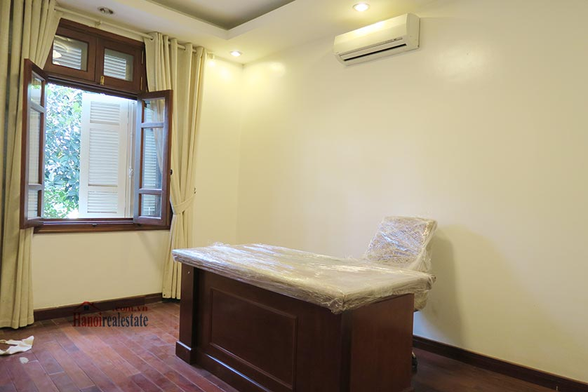 Ciputra: Fully furnished 04BRs house for rent in T3 19