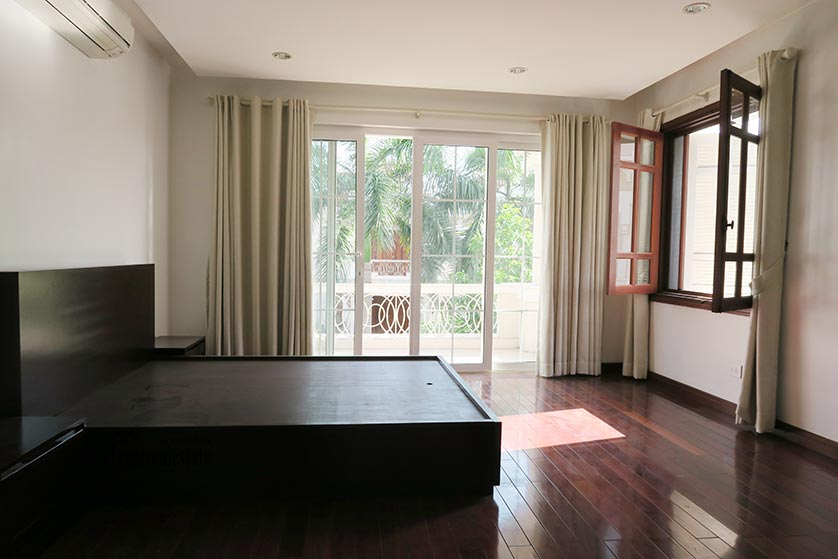 Ciputra: Fully furnished 04BRs house for rent in T3 20