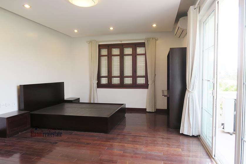 Ciputra: Fully furnished 04BRs house for rent in T3 24