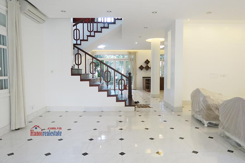 Ciputra: Fully furnished 04BRs house for rent in T3 3