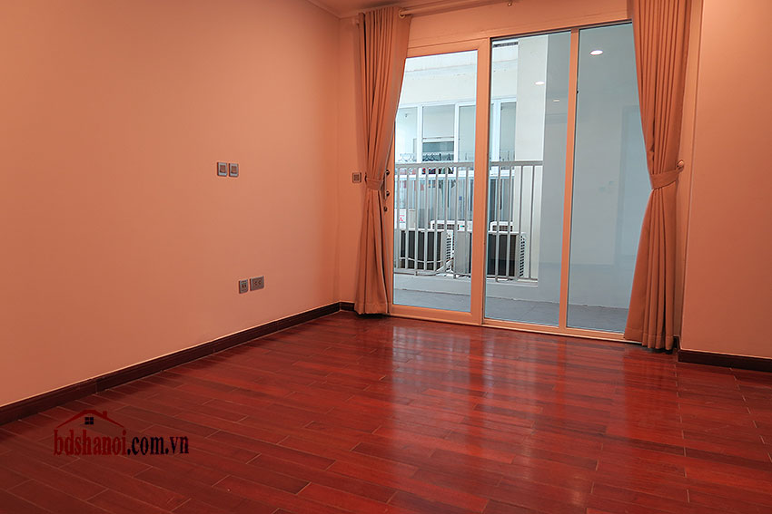 Ciputra: Fully furnished, new 04BRs apartment in L2 27