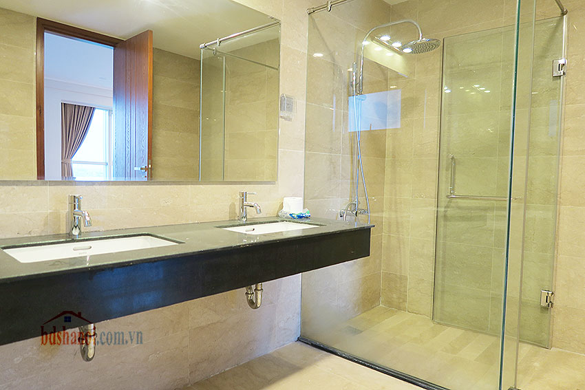 Ciputra: Fully furnished, new 04BRs apartment in L2 29
