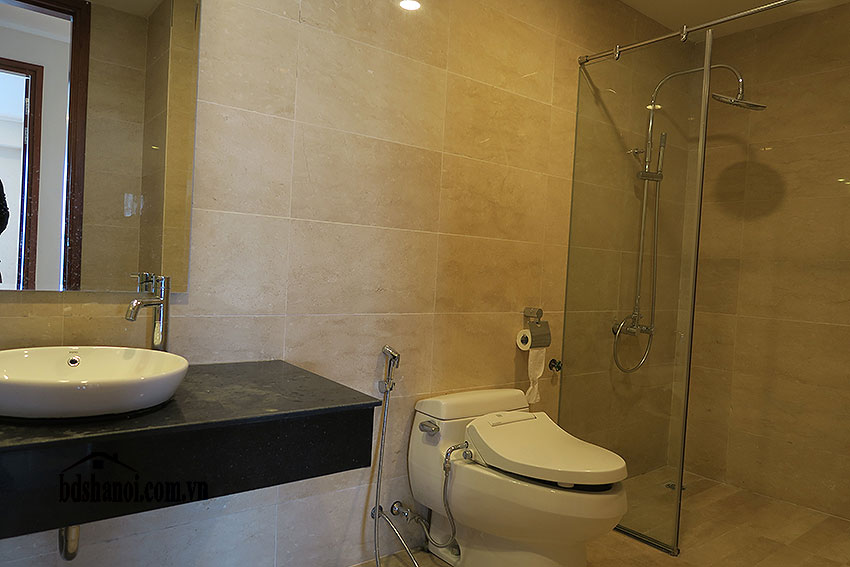 Ciputra: Fully furnished, new 04BRs apartment in L2 30