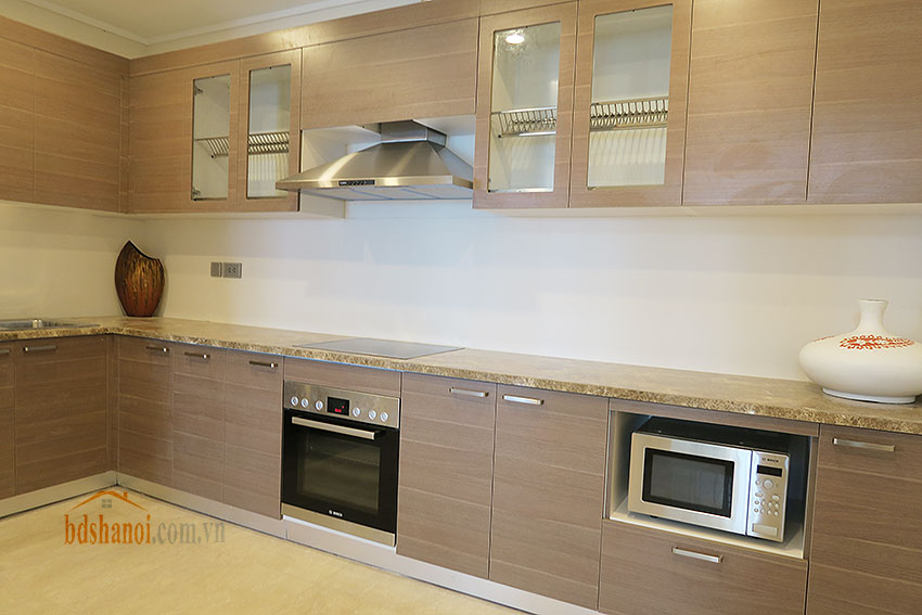 Ciputra: Fully furnished, new 04BRs apartment in L2 31