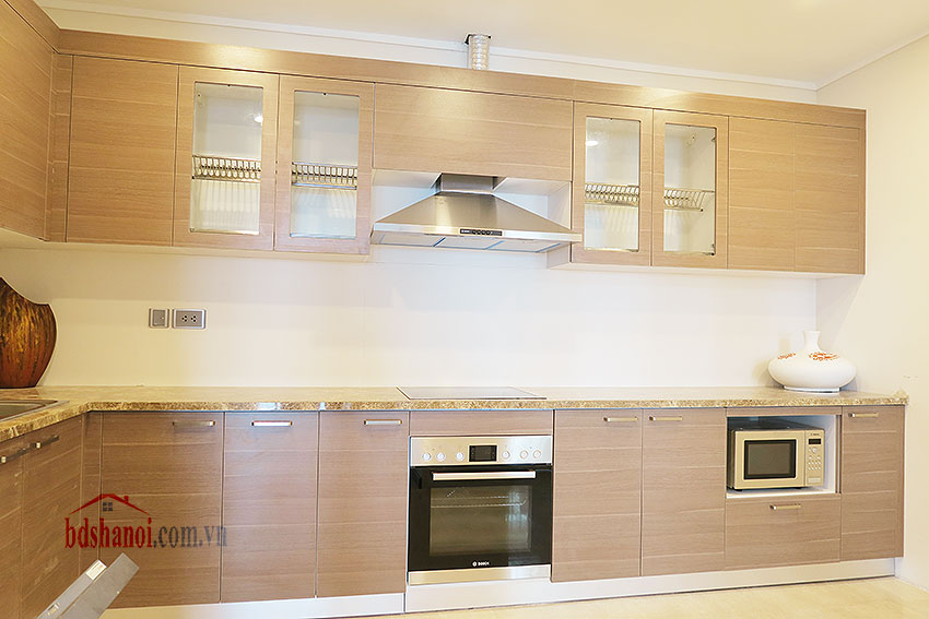Ciputra: Fully furnished, new 04BRs apartment in L2 32