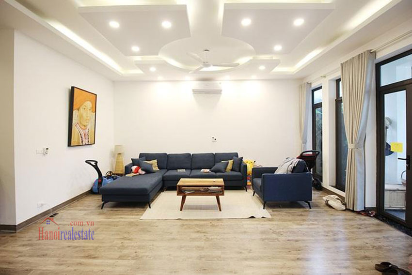 Ciputra: Fully renovated 05BRs house in D block Ciputra, short walk to UNIS 1