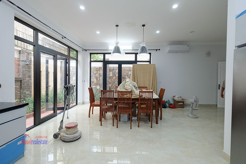 Ciputra: Fully renovated modern 05BRs house in D block, short walk to UNIS 11