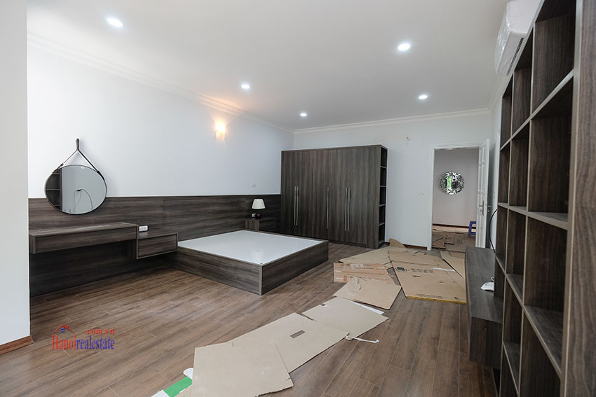 Ciputra: Fully renovated modern 05BRs house in D block, short walk to UNIS 16