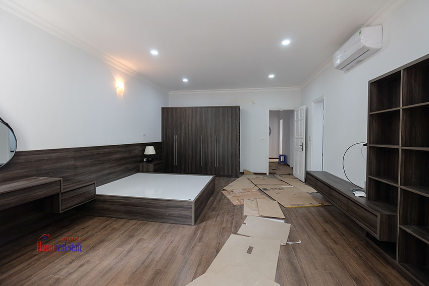Ciputra: Fully renovated modern 05BRs house in D block, short walk to UNIS 17