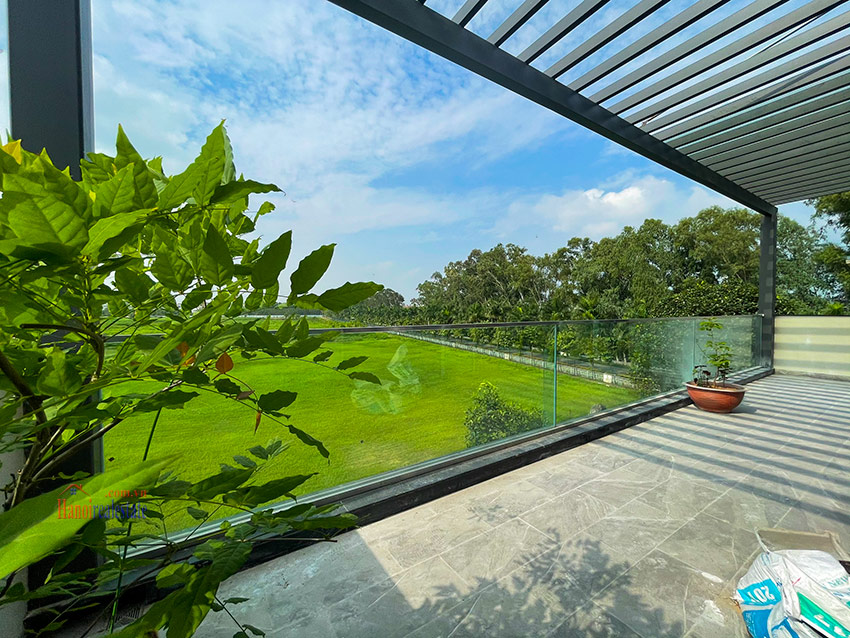 Ciputra: High standard Golf course view swimming pool 6-bedrooms villa in Q block 11