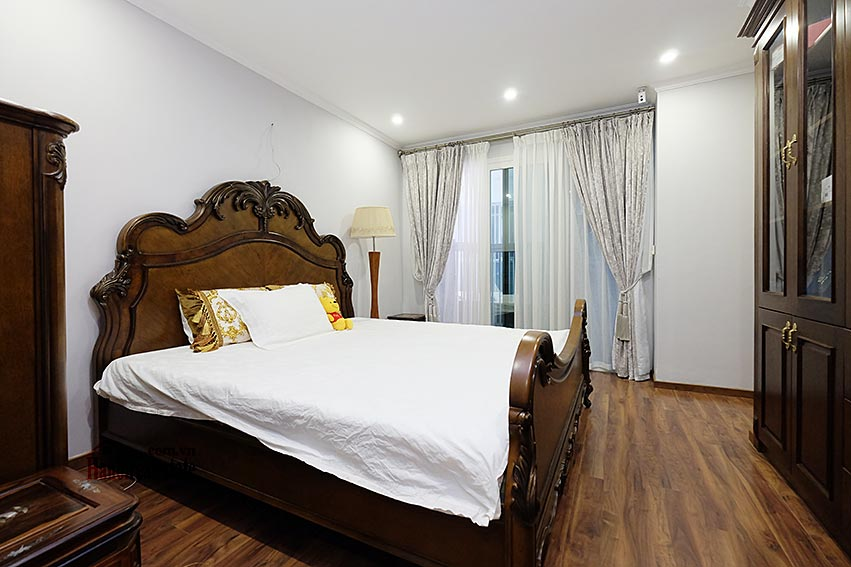 Ciputra: Magnificent 04Brs apartment, luxurious and modern in L block 25
