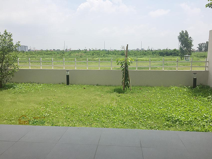 Ciputra: Massive brand new 06BRs villa in Q block, Golf course view 11