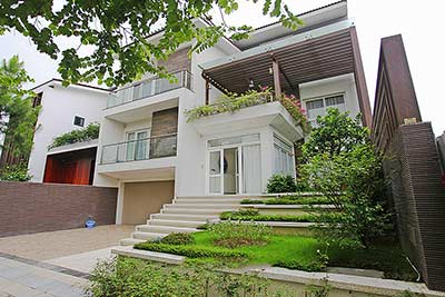 Ciputra: Modern and luxurious 04BRs garden villa in Q block Ciputra