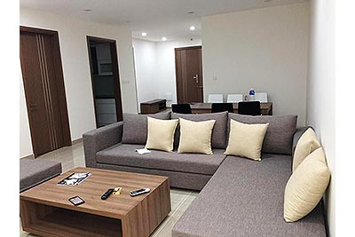 Ciputra: Modern and stunning 03BRs apartment at L3, 114m2