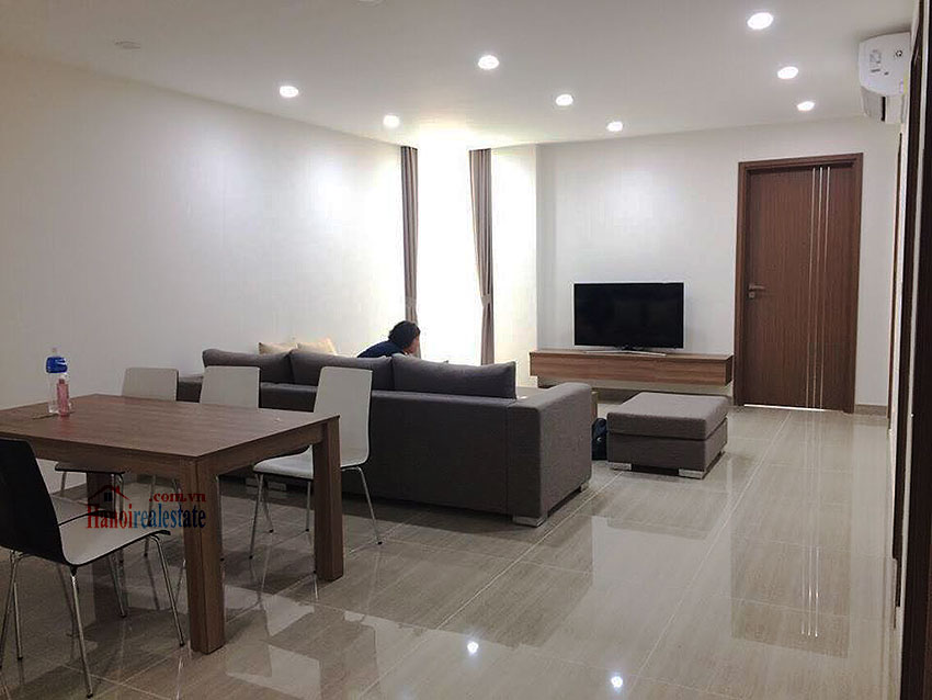 Ciputra: Modern and stunning 03BRs apartment at L3, 114m2 2