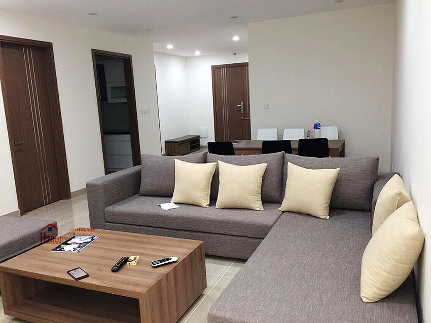 Ciputra: Modern and stunning 03BRs apartment at L3, 114m2 3