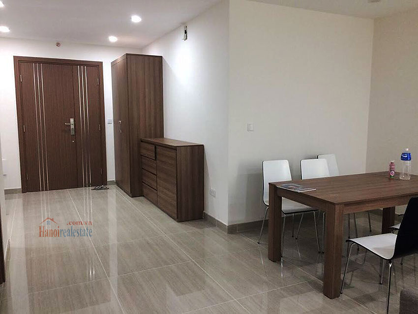 Ciputra: Modern and stunning 03BRs apartment at L3, 114m2 5