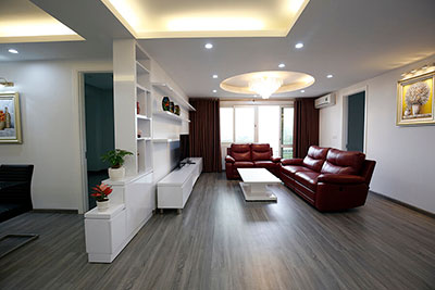 Ciputra: Newly renovated 04BRs apartment at E1 building