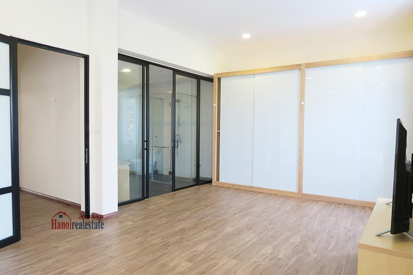 Ciputra: Newly renovated spacious 05BRs villa in T block Ciputra, river access 10