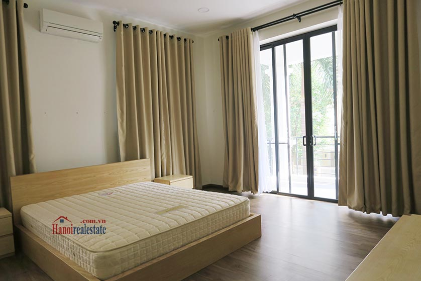 Ciputra: Newly renovated spacious 05BRs villa in T block Ciputra, river access 12