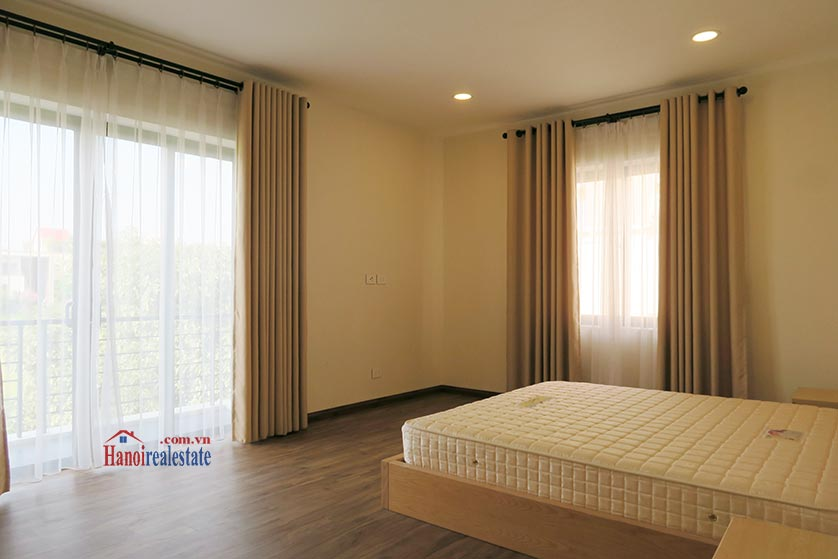 Ciputra: Newly renovated spacious 05BRs villa in T block Ciputra, river access 15