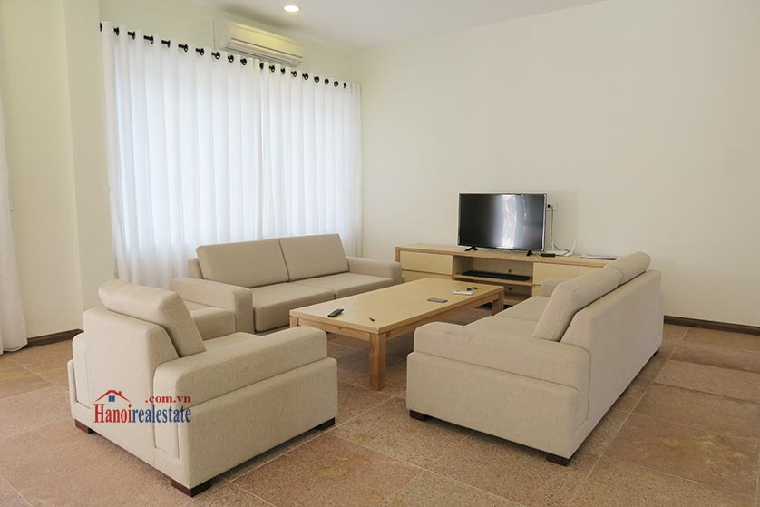 Ciputra: Newly renovated spacious 05BRs villa in T block Ciputra, river access 4