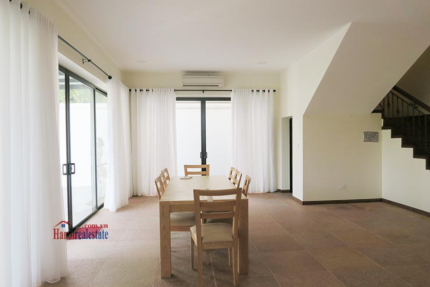 Ciputra: Newly renovated spacious 05BRs villa in T block Ciputra, river access 8