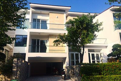 Ciputra Q block: Luxury furnished 05BRs villa with awesome view