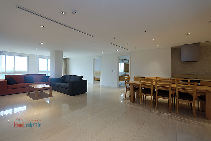 Ciputra: Renovated 02+1BRs apartment in P2, fully furnished 5