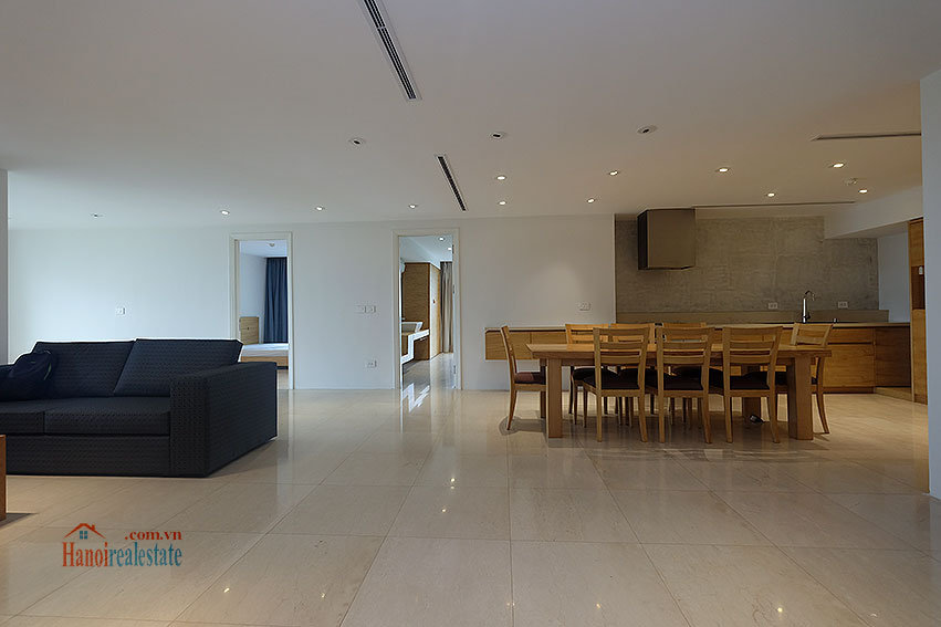 Ciputra: Renovated 02+1BRs apartment in P2, fully furnished 6