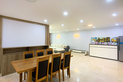 Ciputra: Renovated 04BRs apartment in P block Ciputra, high floor