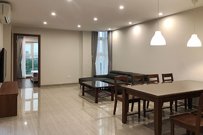 Ciputra: Rental Golf course view 03Brs apartment in L4