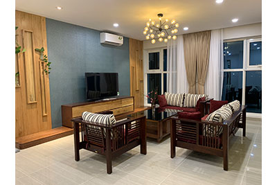 Ciputra: Spacious 03BRs apartment at L4 building, golf course view